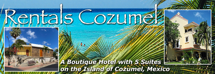 Cozumel House Rentals - Cozumel Vacation Rentals